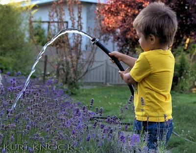 9 Tips For Gardening With Your Kids