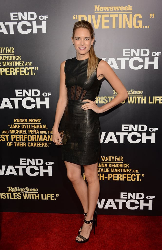 Cody Horn in head-to-toe Jason Wu. Consider us wooed.