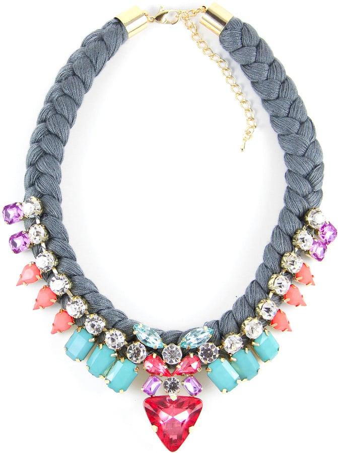 Fanaberie Braided Jewels ($26)