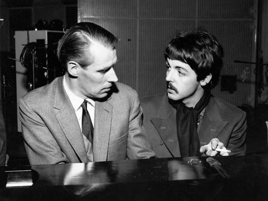 Paul McCartney Leads Heartwarming Tributes to Beatles Producer Sir George Martin: He Was 'Like a Second Father to Me'