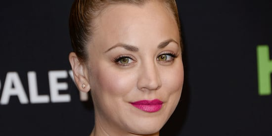 Kaley Cuoco's Attempt At Method Acting Isn't Fooling Us