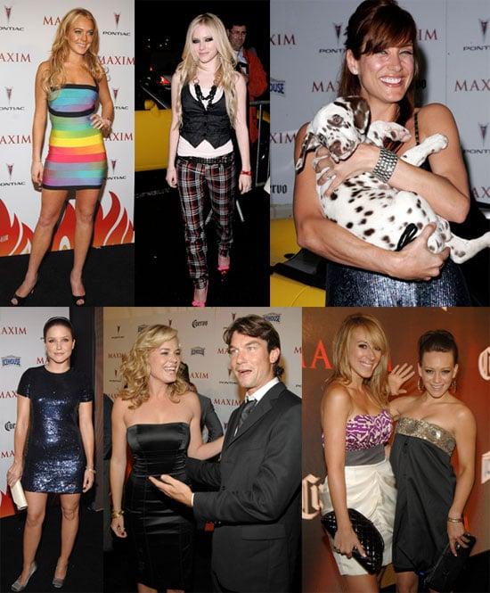 Lindsay Proves She Deserves to be Maxim's #1