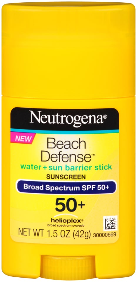 Neutrogena Beach Defense Sunscreen Stick SPF 50+