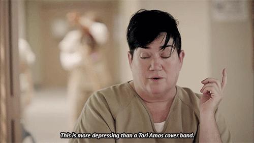 Because Big Boo makes a Tori Amos reference.