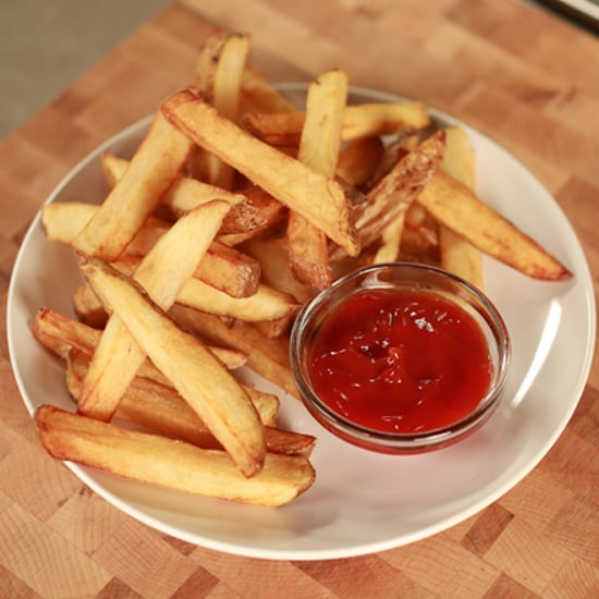 How to Deep-Fry Foods   Video