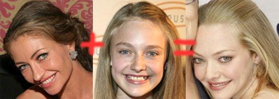 Amanda Seyfried Looks Like the Spawn of Rebecca Gayheart and Dakota Fanning