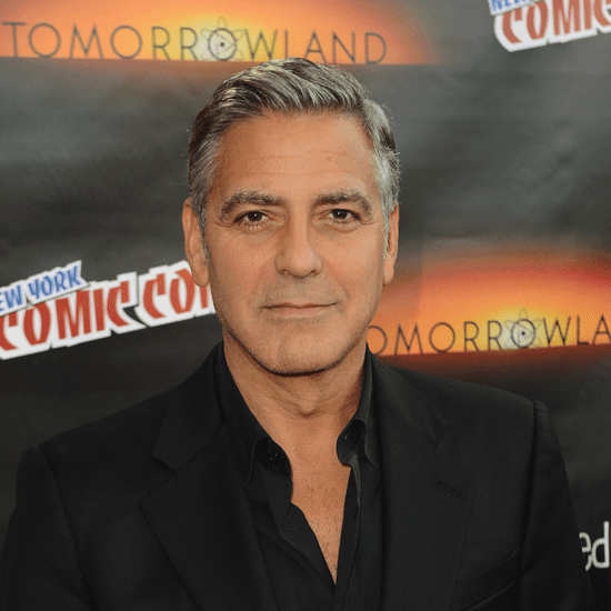 George Clooney's Response to Sony Cyberattack