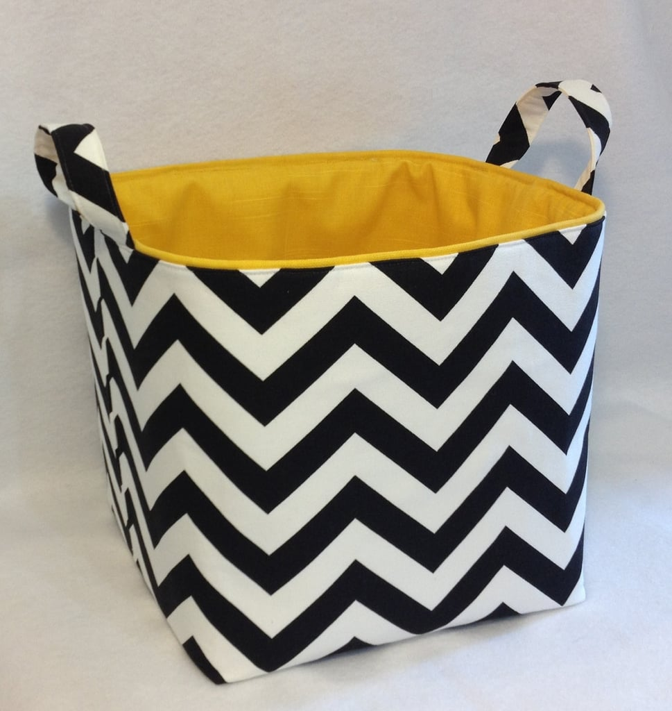 Creat4usKids Fabric Toy Bin ($60)