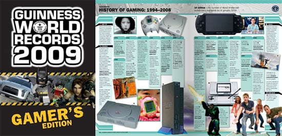 2009 Guinness World Records Gamer's Edition Hits Shelves This Week