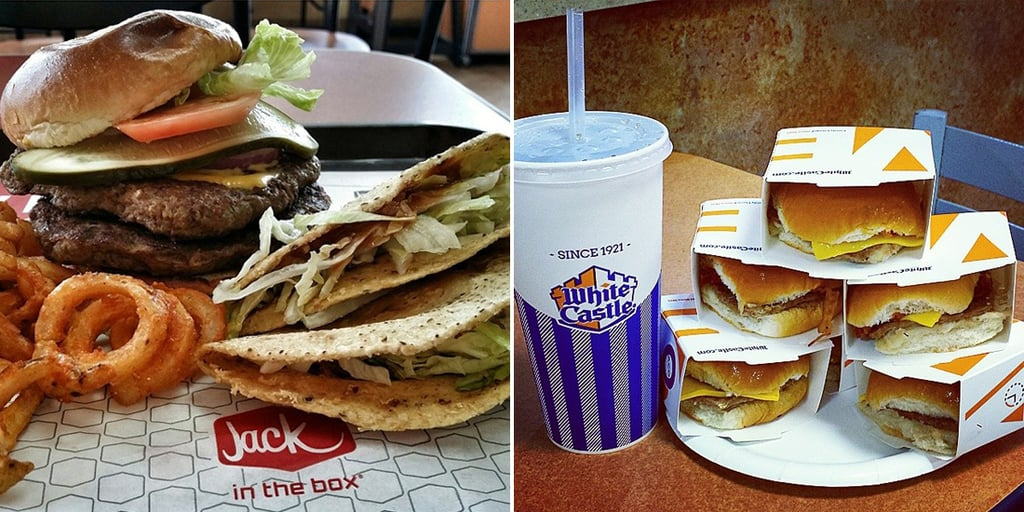 Jack in the Box vs. Whitecastle