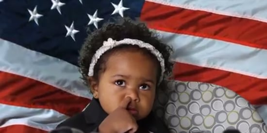 Toddler Insists She's The Most Qualified Presidential Candidate