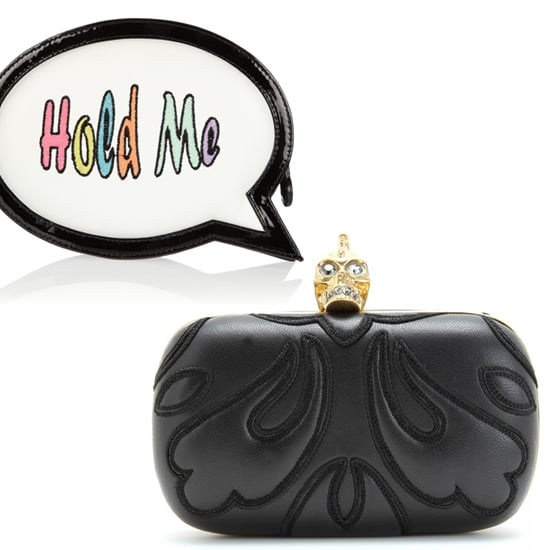 Accessory of the Week: 3D Clutches
