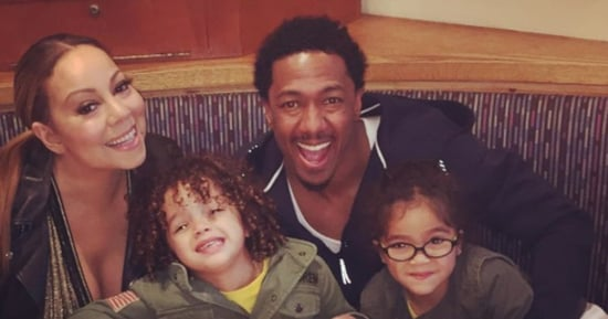 Nick Cannon Reunites With Ex Mariah Carey and Dem Babies for Pre-Mother's Day Dinner
