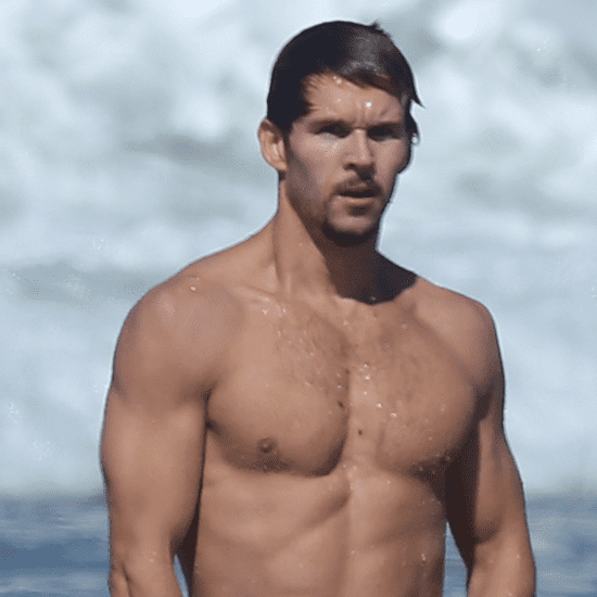 Ryan Kwanten Shirtless on the Beach in LA | Pictures