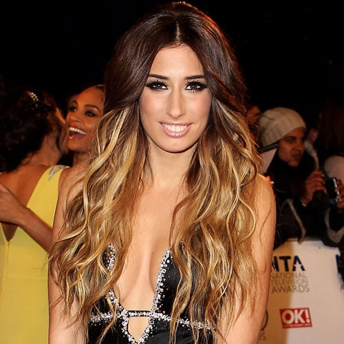 Stacey Solomon at the 2011 National Television Awards