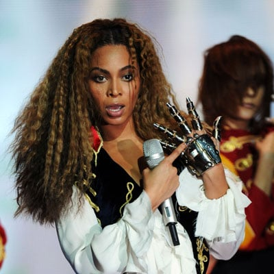 Photo of Beyonce Knowles at the 2008 World Music Awards