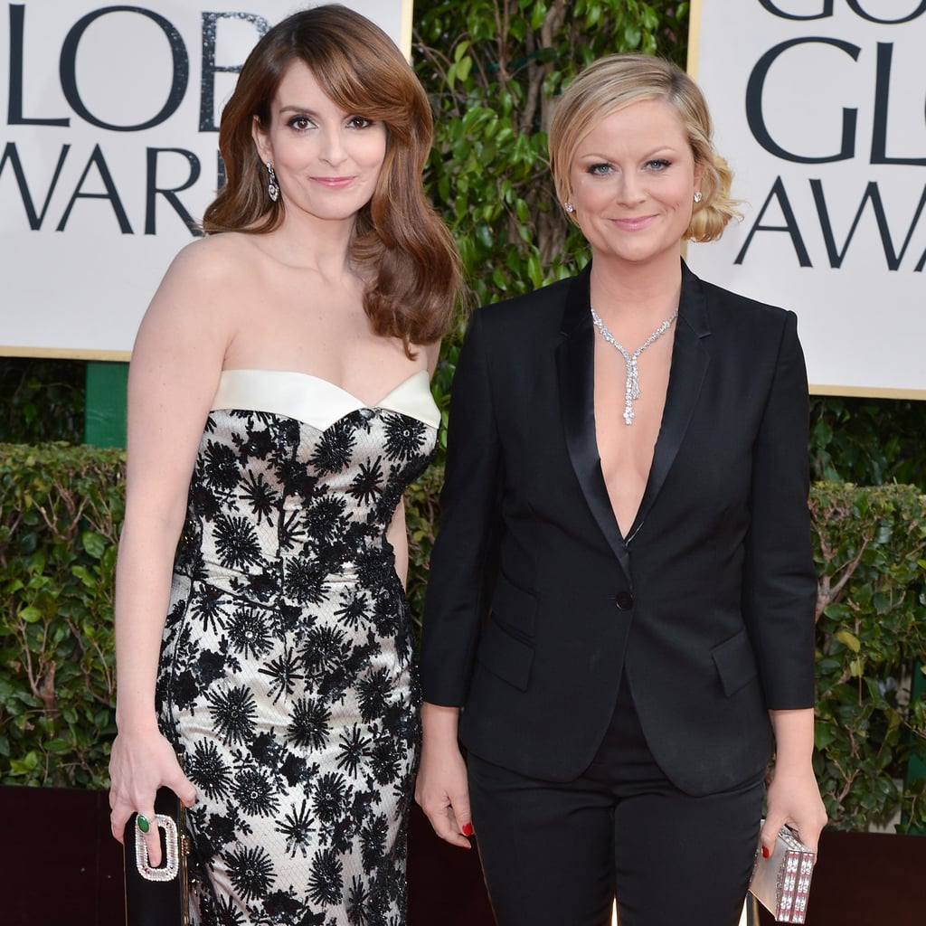Tina Fey and Amy Poehler, whose shows share a combined total of 11 Emmy nods this year, will also share the stage to present.