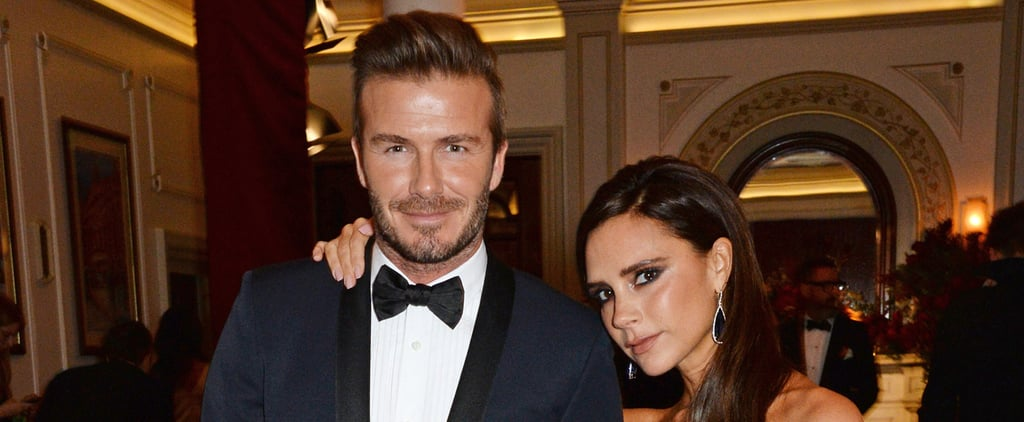 David and Victoria Beckham Put His Scary Car Crash Behind Them