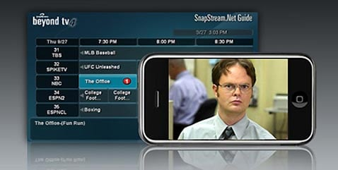 Sync Your iPhone/iPod With Beyond TV