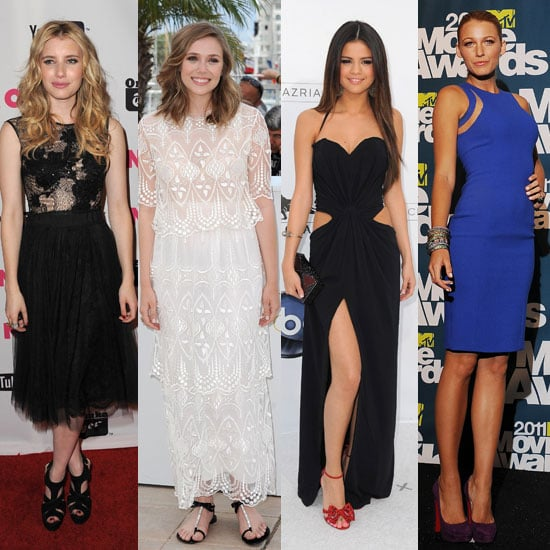 Blake Lively, Elizabeth Olsen Sex and the City Prequel Poll