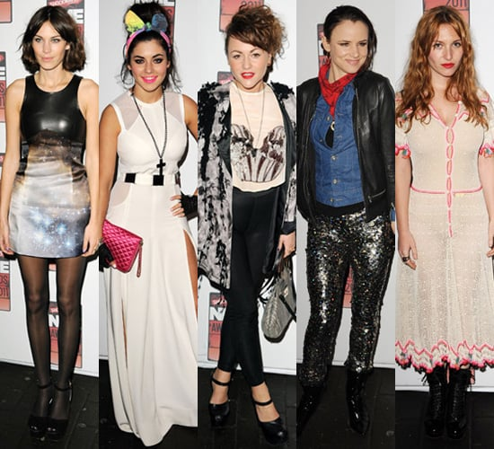 Best Dressed Celebrities at the 2011 NME Awards