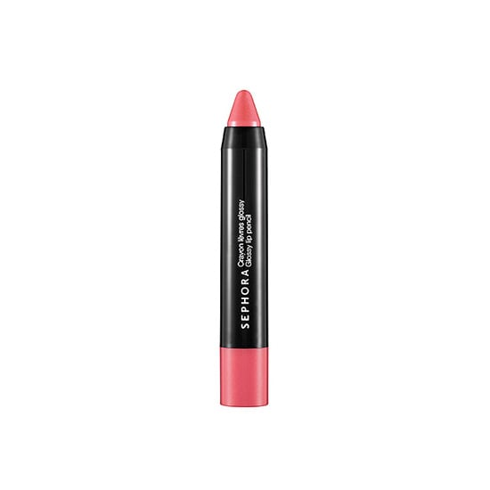This cool pink shade from Sephora Collection's Pastel Pop Lip Pencil ($10) provides a punchy pop of color for Spring.