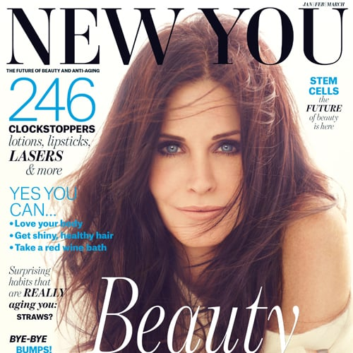 Courteney Cox in New You Magazine 2013 | Pictures