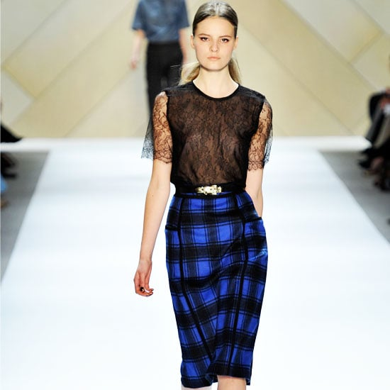 Cute Plaid Pieces For Fall 2011