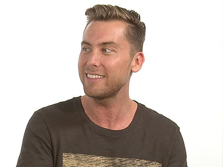 VIDEO: Is a Vow Renewal in store for Lance Bass?