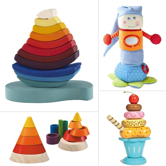 The Best Stacking Toys to Encourage Baby's Hand-Eye Coordination