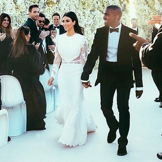 Kim Kardashian and Kanye West's Wedding Details | Video