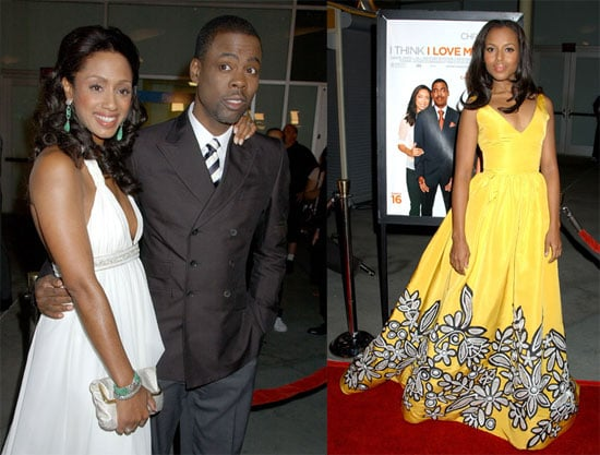 Chris Rock Sure He Loves His Wife