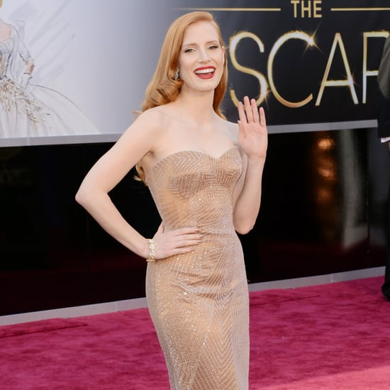 Oscars Red Carpet 2013   Pictures
