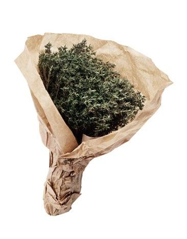 Reminder: Secret Ingredient - Thyme