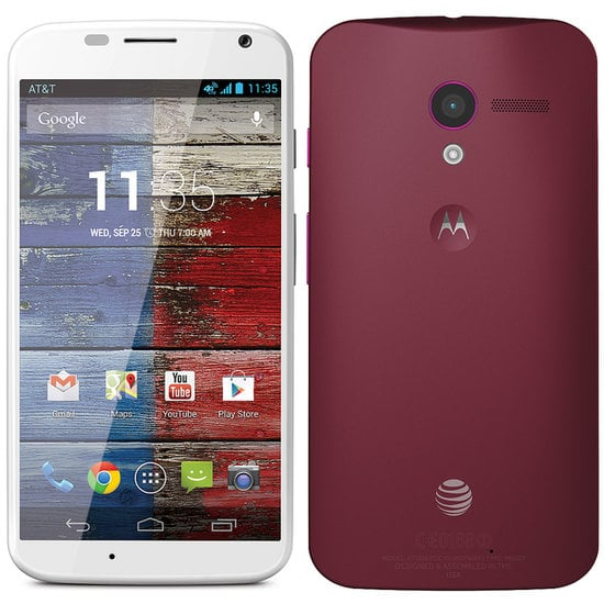 Customizable and Made in America: Moto X