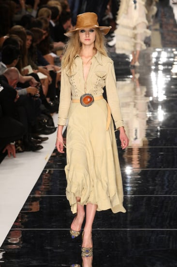 Spring 2011 Milan Fashion Week: Just Cavalli