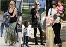 Hot Celebrity Moms Maternity Styles