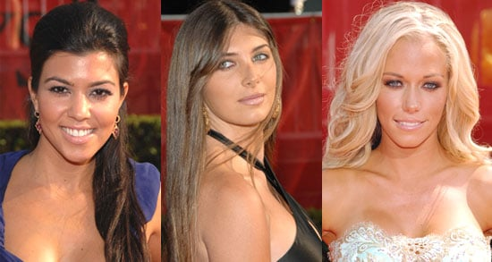 Trend Alert: Pale Pink Lips at The 2008 ESPY Awards