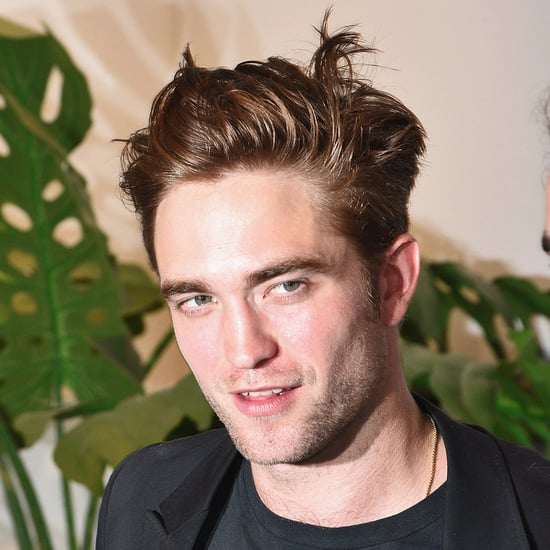 Robert Pattinson at Heaven Knows What Premiere