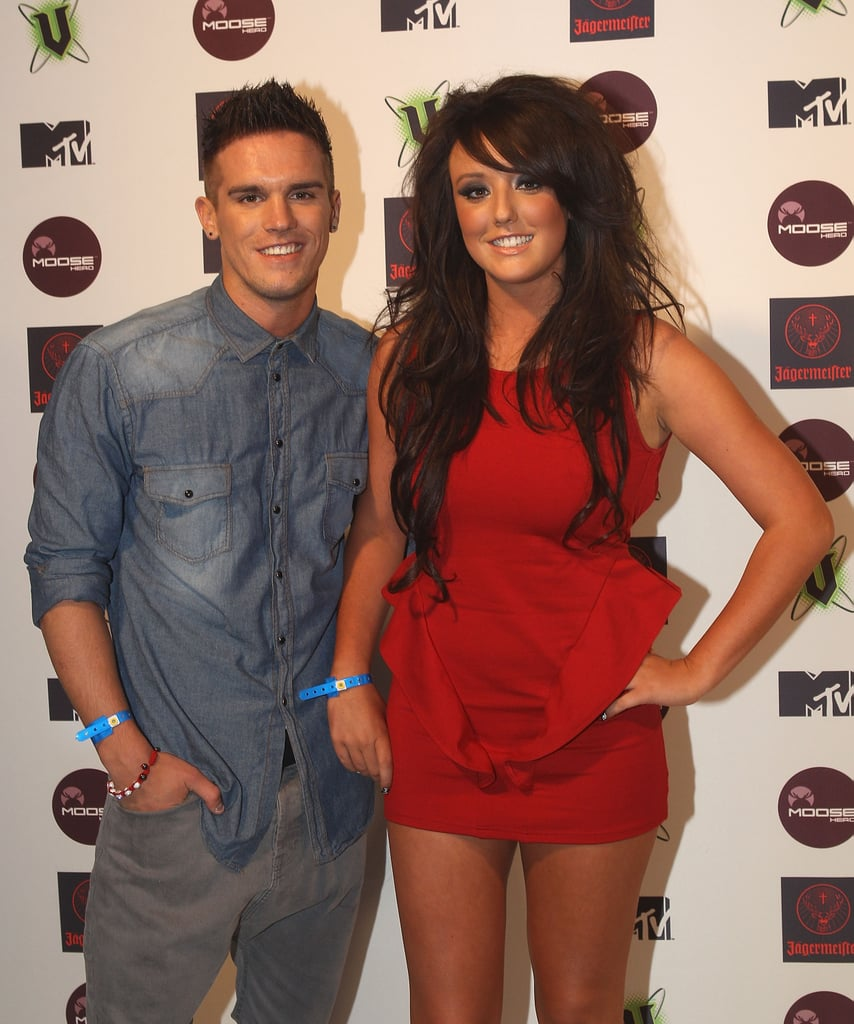 Gaz Beadle and Charlotte-Letitia Crosby