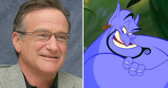 Robin Williams' Outtakes From 'Aladdin' Are Simply Magical