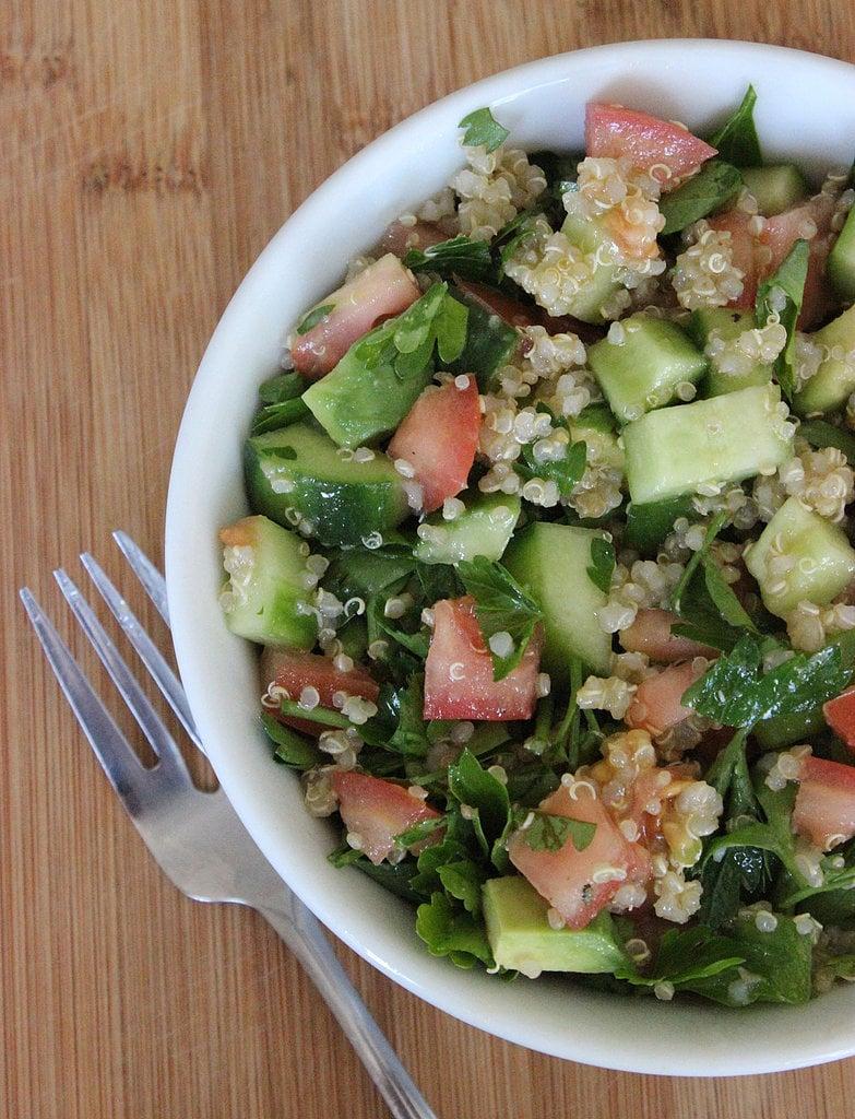Jennifer Aniston's Favorite Quinoa Salad
