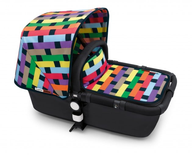 Bugaboo Partners With Missoni For Haute Couture Stroller