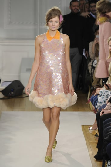 Moschino Cheap & Chic Runway 2012 Fall