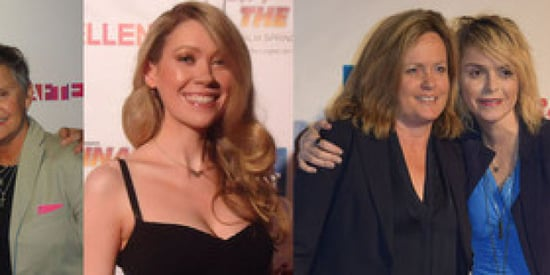 The Dinah Red Carpet Celebrities Talk LGBT Equality & More (AUDIO)