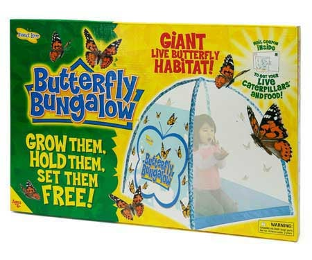 Butterfly Bungalow ($40)