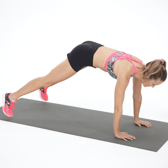 How to Do a Plank Jack