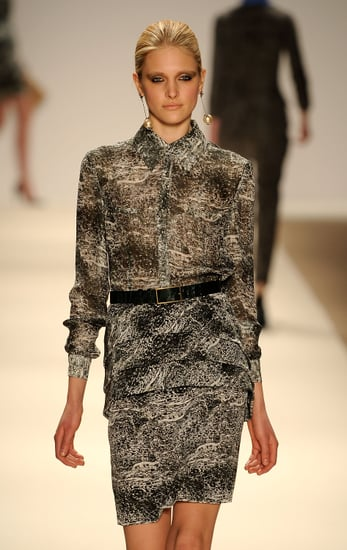New York Fashion Week: Brian Reyes Fall 2009