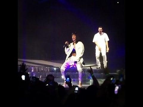 "Rihanna and Drake: ""Take Care"""