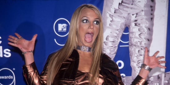 Don't Ask Britney Spears About Her First VMAs Performance Because She Doesn't Remember It